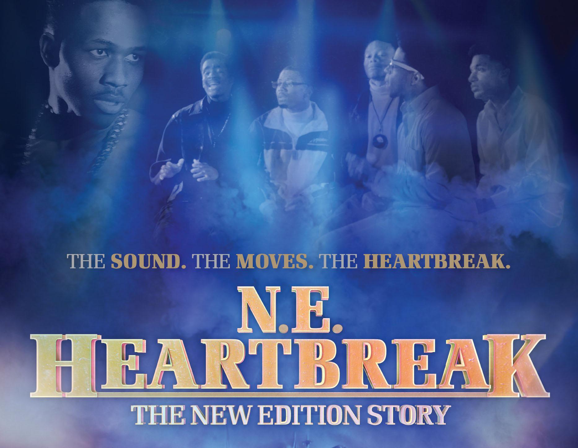 Ne Heartbreak The New Edition Story Brandon Cordy